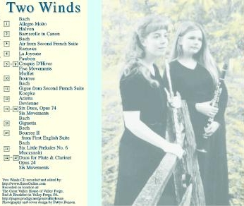 CD Two Winds