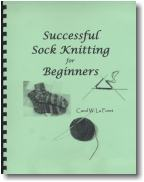 Successful Sock Knitting THIS BOOK MAKES SOCK KNITTING EASY, written...