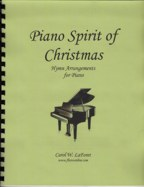 piano hymn  books
