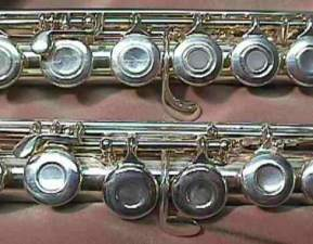 Flute Inline G and offset G