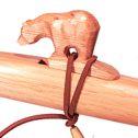 Jonah Thompson buffalo flute