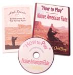 Native american flute instructional dvd