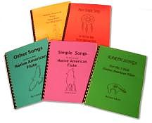 native american flute song books