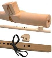 Native American flute kit